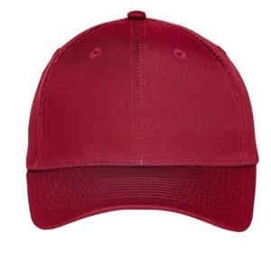 C913 port authority uniforming twill cap
