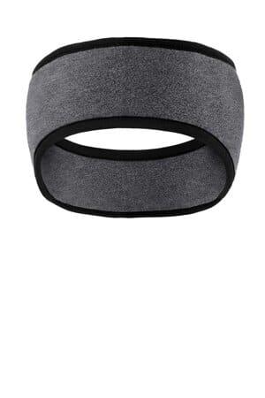 C916 port authority two-color fleece headband c916
