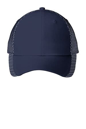 C923 port authority two-color mesh back cap c923