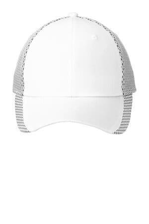 C923 port authority two-color mesh back cap c923