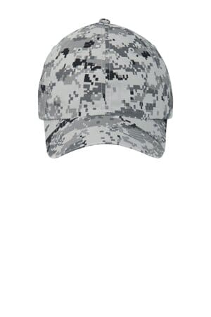 port authority digital ripstop camouflage cap c925