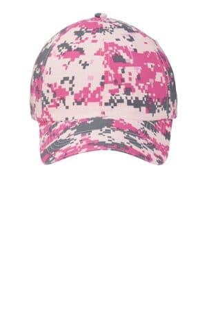 C925 port authority digital ripstop camouflage cap