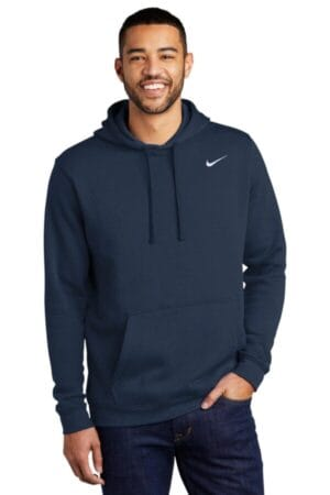 CJ1611 nike club fleece pullover hoodie