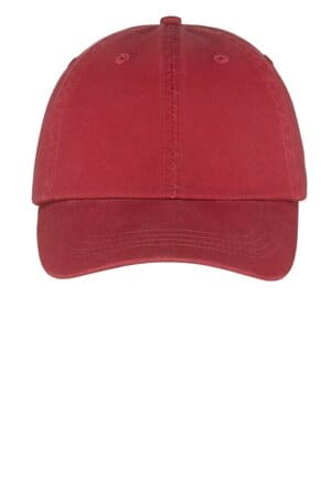 CP78 port & company-washed twill cap