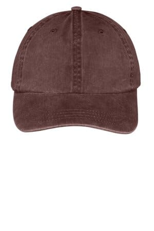 CP84 port & company pigment-dyed cap cp84
