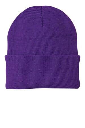 CP90 port & company knit cap