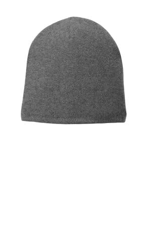 CP91L port & company fleece-lined beanie cap cp91l