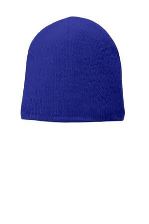 CP91L port & company fleece-lined beanie cap cp91l