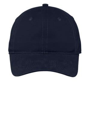 CP96 port & company soft brushed canvas cap cp96