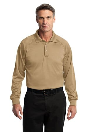 cornerstone-select long sleeve snag-proof tactical polo cs410ls