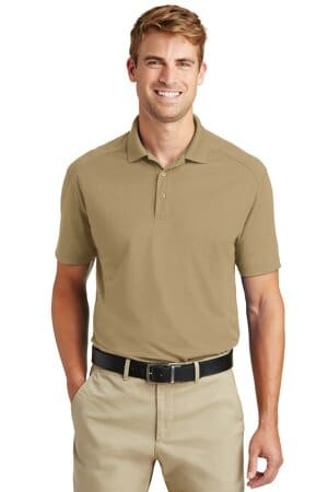 cornerstone select lightweight snag-proof polo cs418