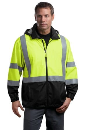 cornerstone-ansi 107 class 3 safety windbreaker csj25