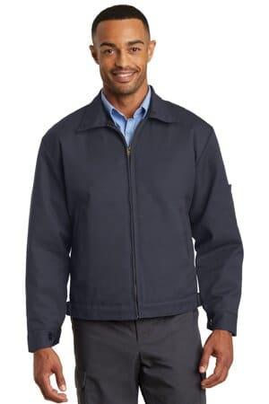 CSJT22 red kap slash pocket jacket csjt22