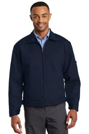 CSJT22 red kap slash pocket jacket
