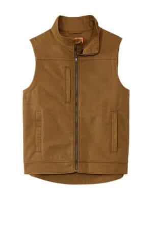 CSV60 cornerstone duck bonded soft shell vest