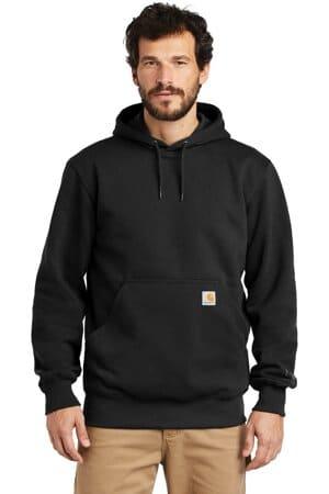 CT100615 carhartt rain defender paxton heavyweight hooded sweatshirt
