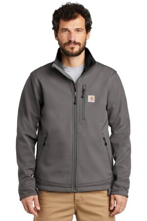 CT102199 carhartt crowley soft shell jacket ct102199