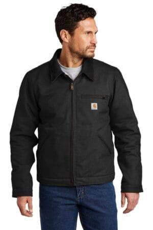CT103828 carhartt duck detroit jacket
