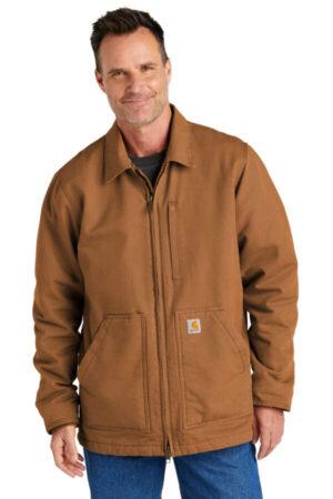 CT104293 carhartt sherpa-lined coat