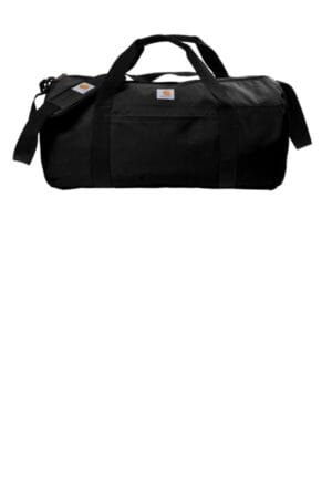 CT89105112 carhartt canvas packable duffel with pouch