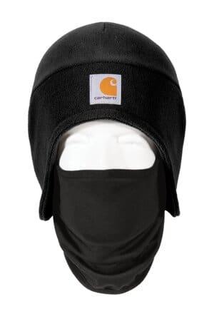 CTA202 carhartt fleece 2-in-1 headwear