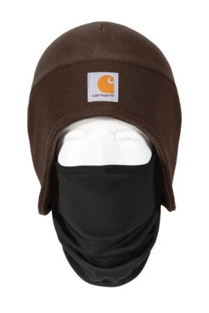 CTA202 carhartt fleece 2-in-1 headwear cta202