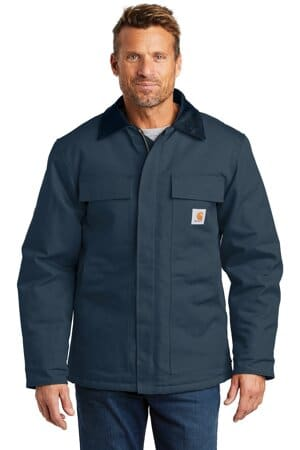 CTC003 carhartt duck traditional coat ctc003