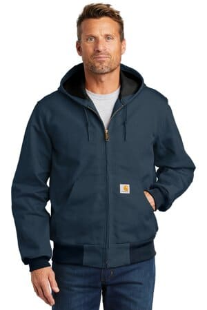 CTJ131 carhartt thermal-lined duck active jac ctj131
