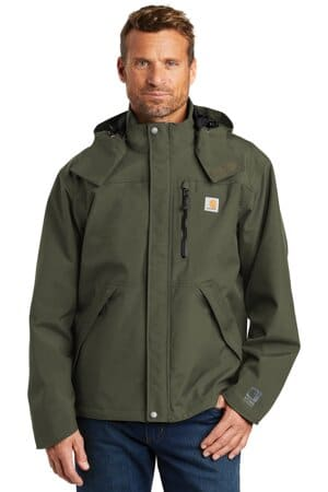 CTJ162 carhartt shoreline jacket ctj162