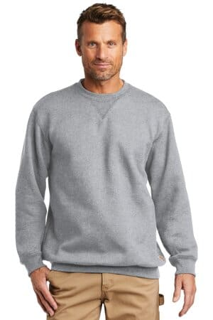 CTK124 carhartt midweight crewneck sweatshirt ctk124
