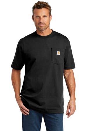 CTK87 carhartt workwear pocket short sleeve t-shirt