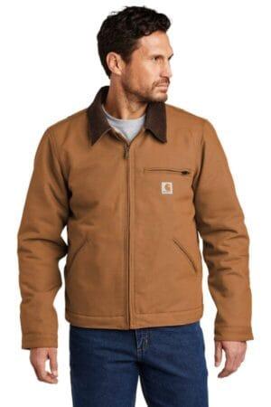 CTT103828 carhartt tall duck detroit jacket
