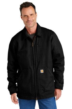 CTT104293 carhartt tall sherpa-lined coat