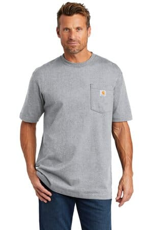 CTTK87 carhartt tall workwear pocket short sleeve t-shirt