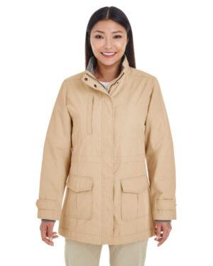 DG794W ladies' hartford all-season hip-length club jacket