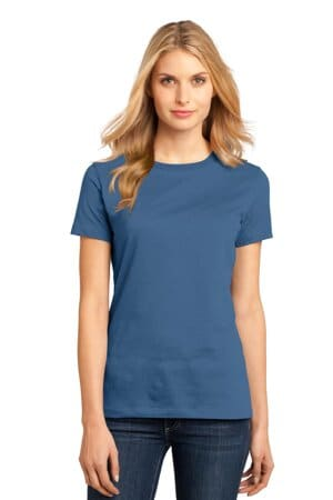 DM104L district women's perfect weight tee dm104l