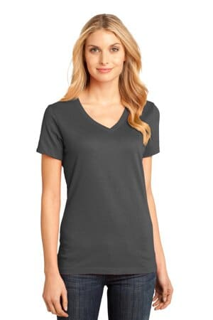 DM1170L district-women's perfect weight v-neck tee