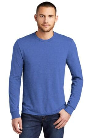 DM132 district perfect tri long sleeve tee