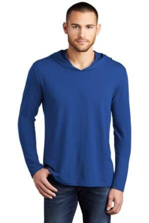 DM139 district perfect tri long sleeve hoodie
