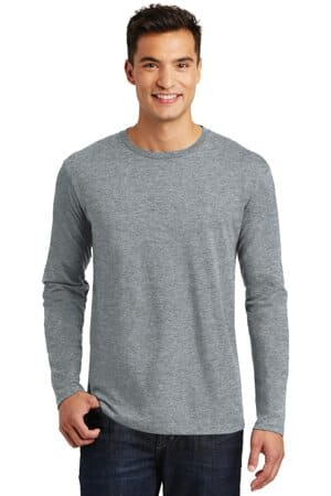 DT105 district perfect weight long sleeve tee dt105