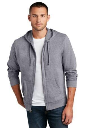 DT1100 district jersey full-zip hoodie