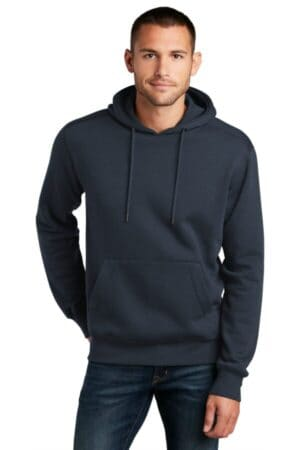 DT1101 district perfect weight fleece hoodie dt1101