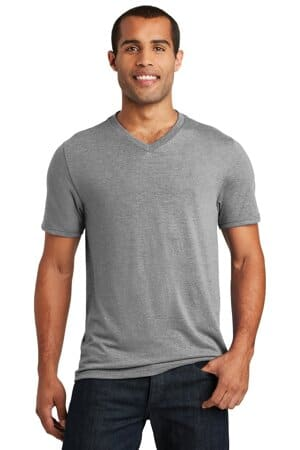 DT1350 district perfect tri v-neck tee dt1350