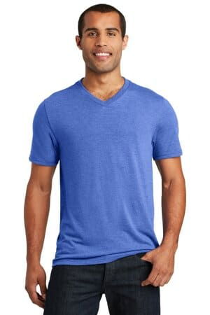 DT1350 district perfect tri v-neck tee