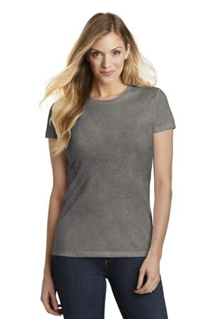 DT155 district women's fitted perfect tri tee