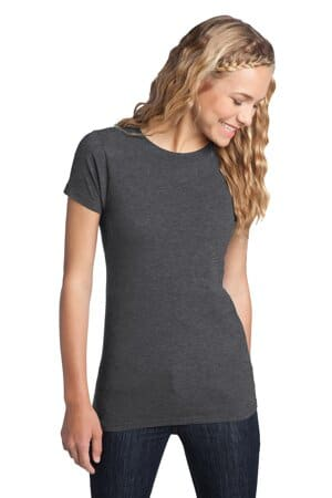 DT5001 district women's fitted the concert tee