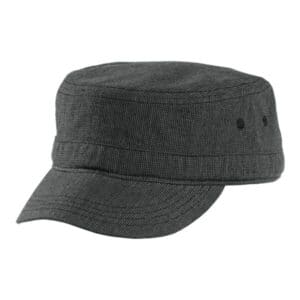 DT619 district houndstooth military hat dt619