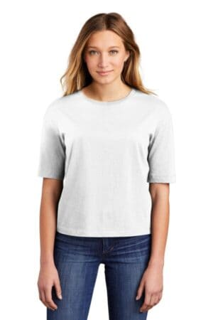 DT6402 district women's vit boxy tee dt6402