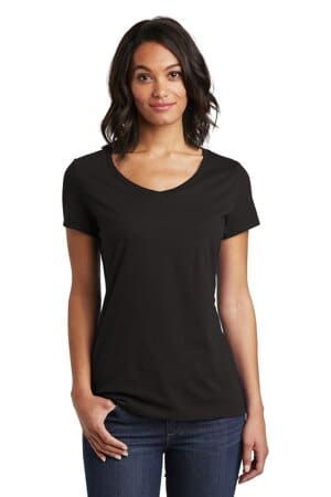 district women's very important tee v-neck dt6503