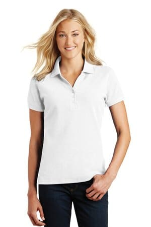 EB101 eddie bauer ladies cotton pique polo eb101